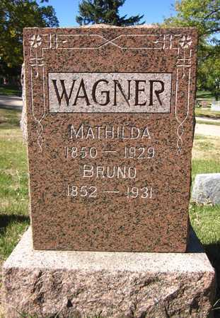 WAGNER, MATHILDA - Douglas County, Nebraska   MATHILDA WAGNER - Nebraska Gravestone Photos
