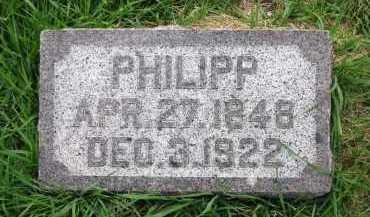 WAGNER, PHILIPP - Douglas County, Nebraska | PHILIPP WAGNER - Nebraska Gravestone Photos