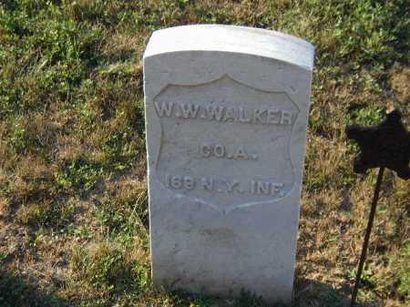 WALKER, W. W. - Douglas County, Nebraska | W. W. WALKER - Nebraska Gravestone Photos