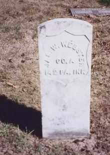 WEBSTER, JAMES W. - Douglas County, Nebraska   JAMES W. WEBSTER - Nebraska Gravestone Photos