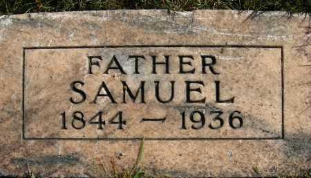 WILLETTS, SAMUEL - Douglas County, Nebraska | SAMUEL WILLETTS - Nebraska Gravestone Photos