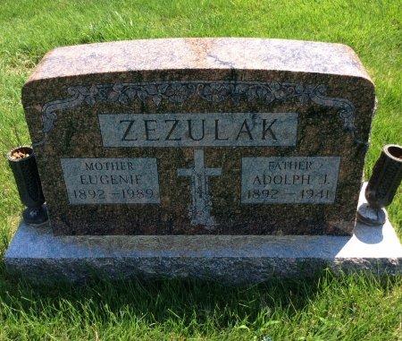 ZEZULAK, ADOLPH I - Douglas County, Nebraska | ADOLPH I ZEZULAK - Nebraska Gravestone Photos