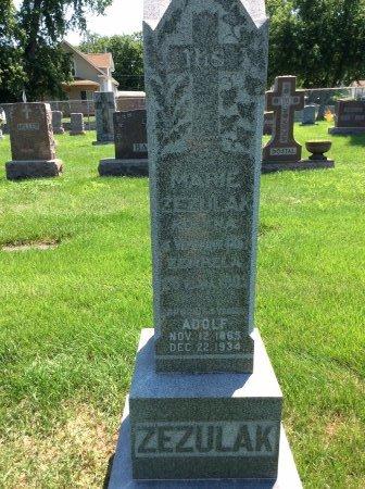 ZEZULAK, ADOLF - Douglas County, Nebraska | ADOLF ZEZULAK - Nebraska Gravestone Photos