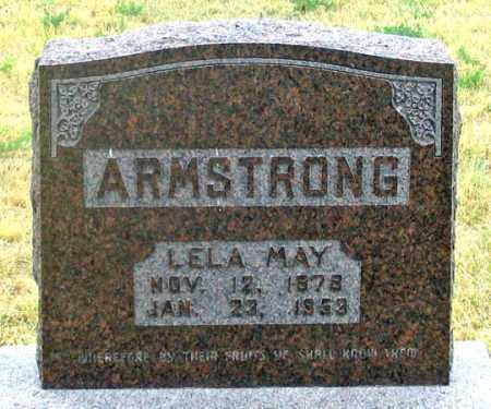 SNIDER ARMSTRONG, LELA MAY - Dundy County, Nebraska | LELA MAY SNIDER ARMSTRONG - Nebraska Gravestone Photos