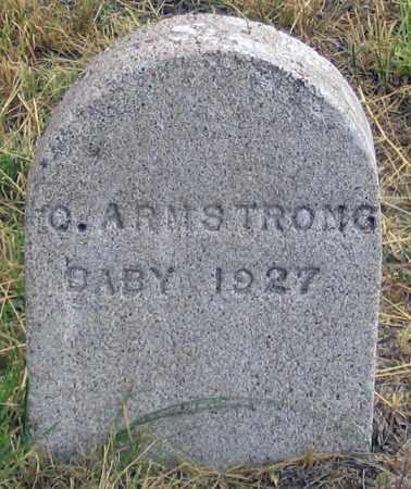 ARMSTRONG, O. - Dundy County, Nebraska   O. ARMSTRONG - Nebraska Gravestone Photos