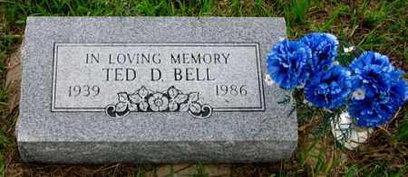 BELL, TED D. - Dundy County, Nebraska | TED D. BELL - Nebraska Gravestone Photos