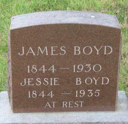 BOYD, JESSIE - Dundy County, Nebraska | JESSIE BOYD - Nebraska Gravestone Photos