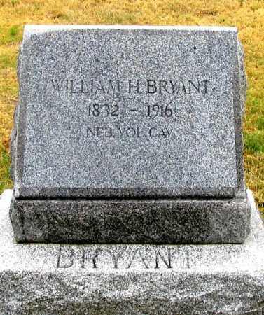BRYANT, WILLIAM HENRY - Dundy County, Nebraska | WILLIAM HENRY BRYANT - Nebraska Gravestone Photos