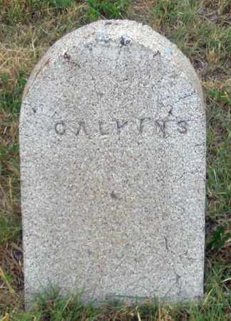 CALKINS, HORACE ROWLAND ? - Dundy County, Nebraska | HORACE ROWLAND ? CALKINS - Nebraska Gravestone Photos