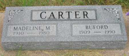 CARTER, MADELINE M. - Dundy County, Nebraska | MADELINE M. CARTER - Nebraska Gravestone Photos