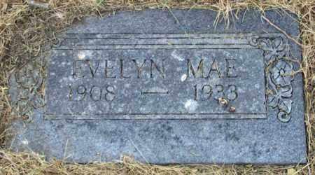 CASEY, EVELYN MAE - Dundy County, Nebraska | EVELYN MAE CASEY - Nebraska Gravestone Photos