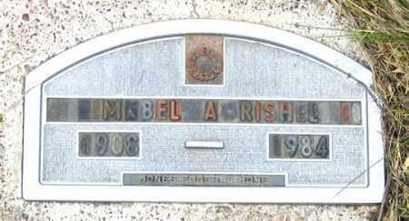 RISHEL CLARK, MABEL ALIDA - Dundy County, Nebraska | MABEL ALIDA RISHEL CLARK - Nebraska Gravestone Photos