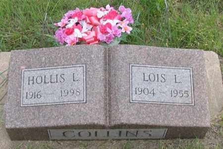 COLLINS, LOIS L. (LOYD LOUIS?) - Dundy County, Nebraska | LOIS L. (LOYD LOUIS?) COLLINS - Nebraska Gravestone Photos