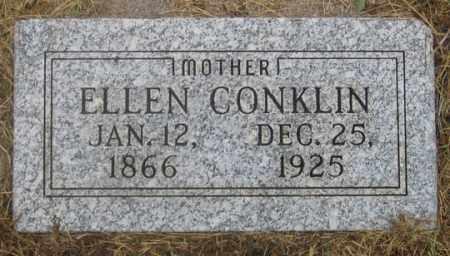 CONKLIN, ELLEN MEDORAH - Dundy County, Nebraska | ELLEN MEDORAH CONKLIN - Nebraska Gravestone Photos