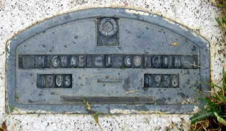 CONKLIN, MICHAEL - Dundy County, Nebraska | MICHAEL CONKLIN - Nebraska Gravestone Photos