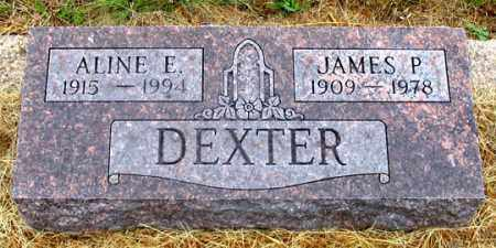 DEXTER, JAMES PHILIP - Dundy County, Nebraska | JAMES PHILIP DEXTER - Nebraska Gravestone Photos