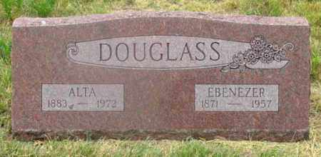 DOUGLASS, EBENEZER W. - Dundy County, Nebraska | EBENEZER W. DOUGLASS - Nebraska Gravestone Photos