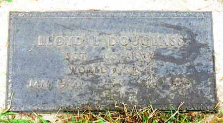 DOUGLASS, LLOYD L. - Dundy County, Nebraska   LLOYD L. DOUGLASS - Nebraska Gravestone Photos