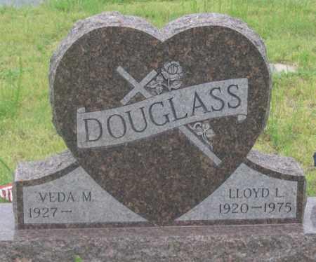 FORBES DOUGLASS, VEDA M. - Dundy County, Nebraska | VEDA M. FORBES DOUGLASS - Nebraska Gravestone Photos
