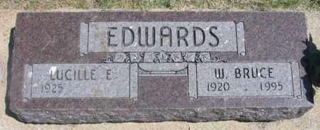 FORBES EDWARDS, LUCILLE E. - Dundy County, Nebraska | LUCILLE E. FORBES EDWARDS - Nebraska Gravestone Photos
