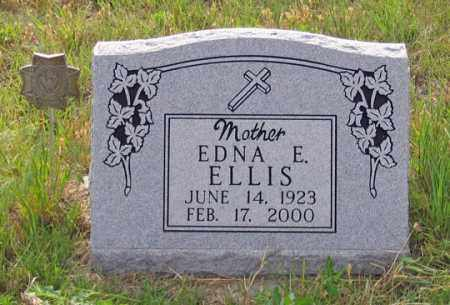 ELLIS, EDNA E. - Dundy County, Nebraska | EDNA E. ELLIS - Nebraska Gravestone Photos
