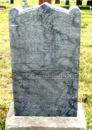 FREEHLING, PETER SR. - Dundy County, Nebraska | PETER SR. FREEHLING - Nebraska Gravestone Photos