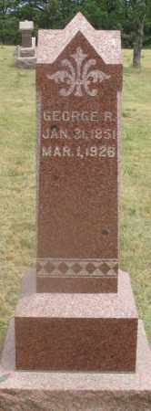 GIST, GEORGE RILEY - Dundy County, Nebraska | GEORGE RILEY GIST - Nebraska Gravestone Photos