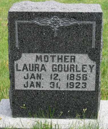 GOURLEY, LAURA - Dundy County, Nebraska | LAURA GOURLEY - Nebraska Gravestone Photos