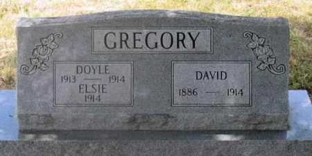 GREGORY, ELSIE FERN (DAUGHTER) - Dundy County, Nebraska | ELSIE FERN (DAUGHTER) GREGORY - Nebraska Gravestone Photos