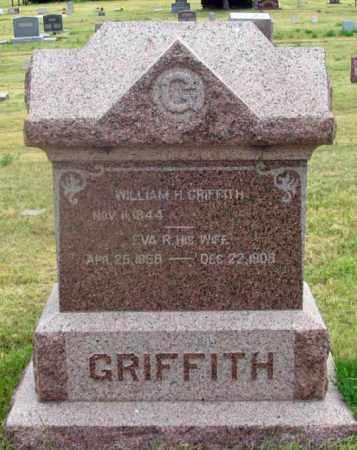 GRIFFITH, WILLIAM H. - Dundy County, Nebraska | WILLIAM H. GRIFFITH - Nebraska Gravestone Photos