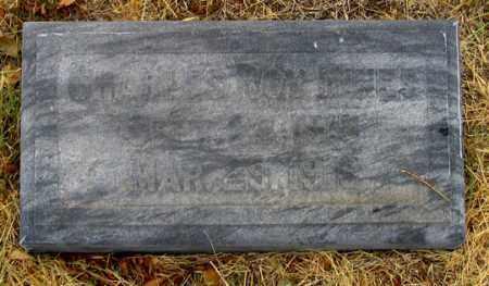 HINES, CHARLES ROY - Dundy County, Nebraska | CHARLES ROY HINES - Nebraska Gravestone Photos