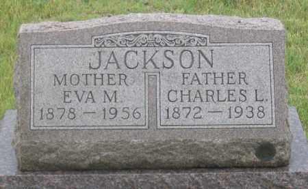 JACKSON, CHARLES LEE - Dundy County, Nebraska | CHARLES LEE JACKSON - Nebraska Gravestone Photos