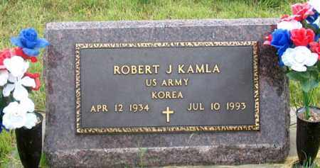 KAMLA, ROBERT JOSEPH - Dundy County, Nebraska | ROBERT JOSEPH KAMLA - Nebraska Gravestone Photos