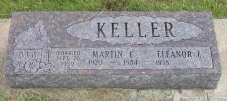 KELLER, ELEANOR E. - Dundy County, Nebraska | ELEANOR E. KELLER - Nebraska Gravestone Photos