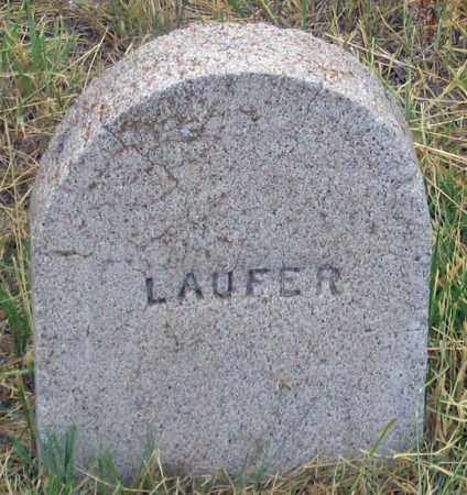 LAUFER, CHRISTIAN - Dundy County, Nebraska | CHRISTIAN LAUFER - Nebraska Gravestone Photos