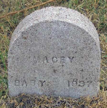 MACEY (MACY?), BESS ANN? - Dundy County, Nebraska   BESS ANN? MACEY (MACY?) - Nebraska Gravestone Photos