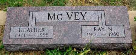 MCVEY, HEATHER PAT - Dundy County, Nebraska | HEATHER PAT MCVEY - Nebraska Gravestone Photos