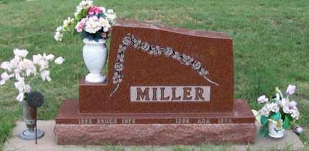 MILLER, ADA - Dundy County, Nebraska   ADA MILLER - Nebraska Gravestone Photos