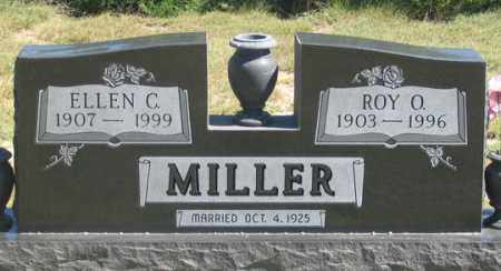 MILLER, ROY O. - Dundy County, Nebraska | ROY O. MILLER - Nebraska Gravestone Photos