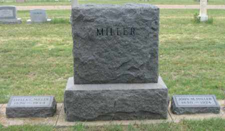 MILLER, LUELLA C. - Dundy County, Nebraska | LUELLA C. MILLER - Nebraska Gravestone Photos