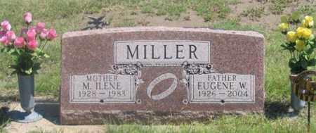 MILLER, EUGENE W. - Dundy County, Nebraska | EUGENE W. MILLER - Nebraska Gravestone Photos