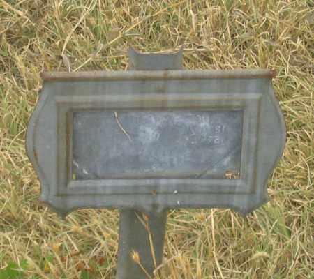 NO NAME 2, UNK - Dundy County, Nebraska | UNK NO NAME 2 - Nebraska Gravestone Photos