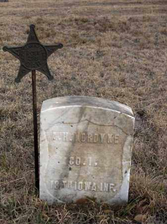 NORDYKE, ALBERT H. - Dundy County, Nebraska | ALBERT H. NORDYKE - Nebraska Gravestone Photos