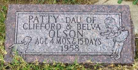 "OLSON, PATRICIA ""PATTY"" - Dundy County, Nebraska 