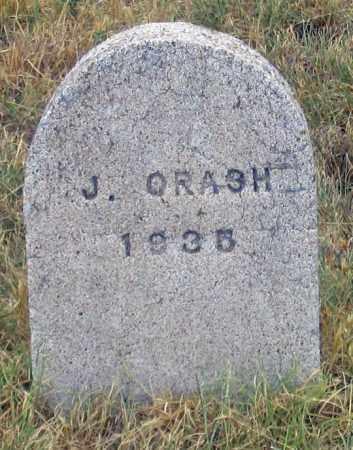 ORASH, JOSEPH - Dundy County, Nebraska | JOSEPH ORASH - Nebraska Gravestone Photos