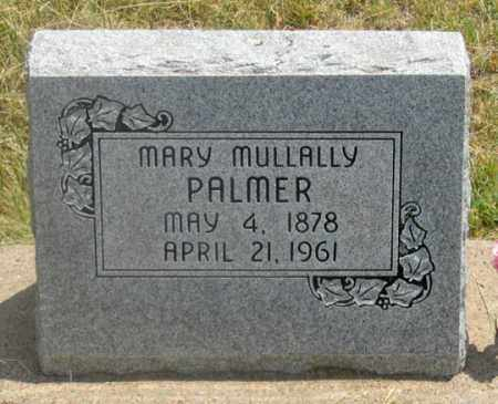PALMER, MARY M. - Dundy County, Nebraska   MARY M. PALMER - Nebraska Gravestone Photos