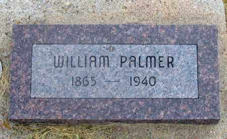 PALMER, WILLIAM SLOCUM - Dundy County, Nebraska | WILLIAM SLOCUM PALMER - Nebraska Gravestone Photos