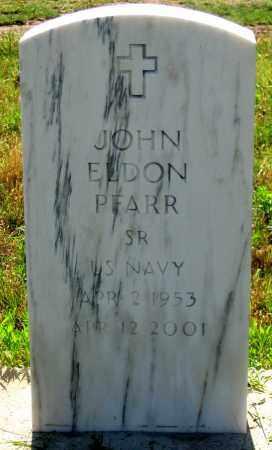 PFARR, JOHN ELDON - Dundy County, Nebraska | JOHN ELDON PFARR - Nebraska Gravestone Photos