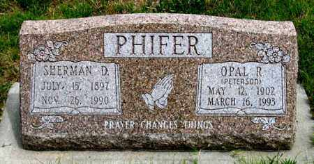 PHIFER, SHERMAN D. - Dundy County, Nebraska | SHERMAN D. PHIFER - Nebraska Gravestone Photos