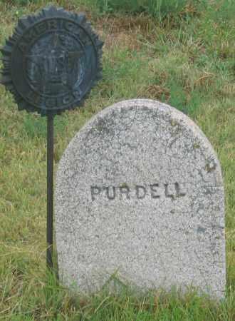 PURDELL, UNK - Dundy County, Nebraska   UNK PURDELL - Nebraska Gravestone Photos